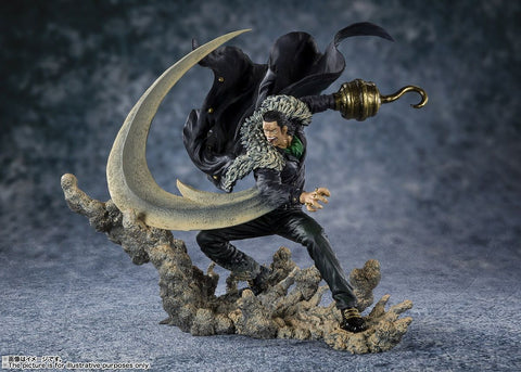FiguartsZERO - One Piece: Extra Battle - Sir Crocodile (Summit Battle)
