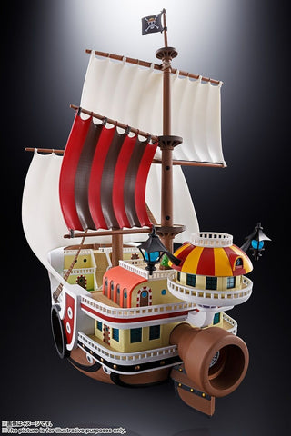 Bandai - Chogokin - One Piece - Thousand Sunny