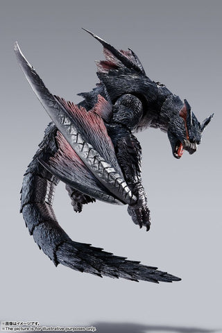 S.H.MonsterArts - Monster Hunter World: Iceborne - Nargacuga
