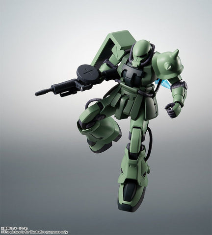 Bandai - The Robot Spirits [Side MS] - Mobile Suit Gundam - MS-06F-2 Zaku II Model F2 Ver. A.N.I.M.E.