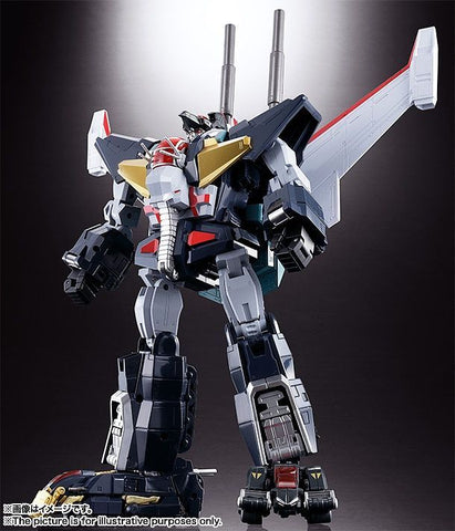 Bandai - Soul of Chogokin - GX-13R - Dancouga – Super Beast Machine God - Dancouga (Renewal Version) (Reissue)