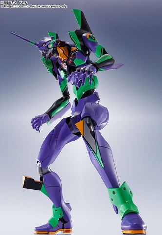 Bandai - Dynaction - Rebuild of Evangelion - All-Purpose Humanoid Decisive Battle Weapon Artificial Human Evangelion Unit 01
