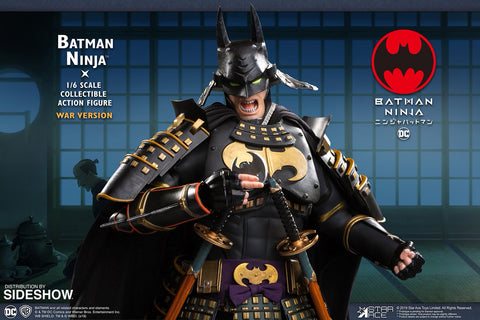 Star Ace Toys - Batman Ninja (2018) - Batman (Deluxe War Ver.) (1/6 Scale)