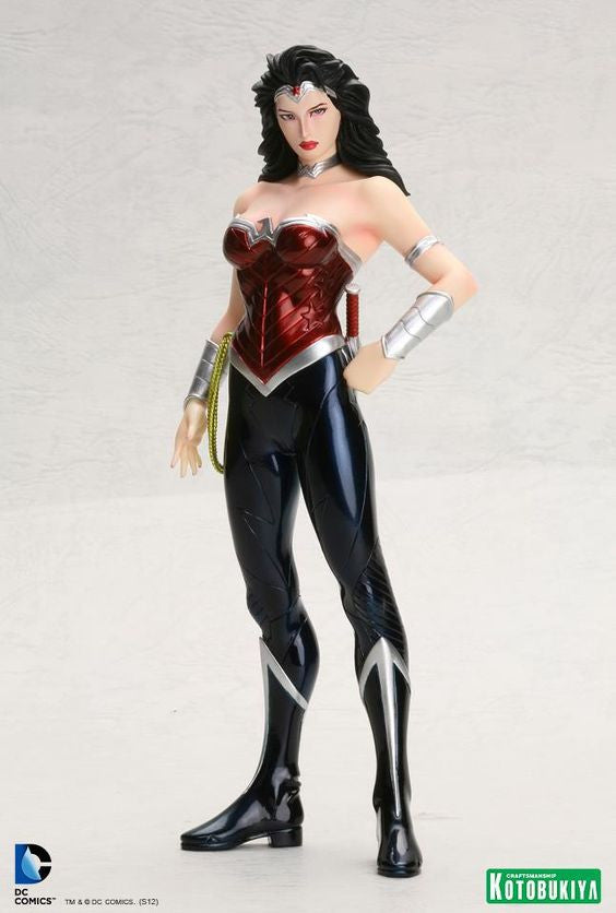 Kotobukiya - ARTFX+ - DC New 52 Wonder Woman Statue (1/10 Scale) - Marvelous Toys - 1