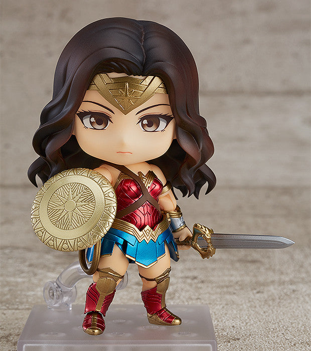 Nendoroid - 818 - Wonder Woman - Wonder Woman (Hero's Edition)