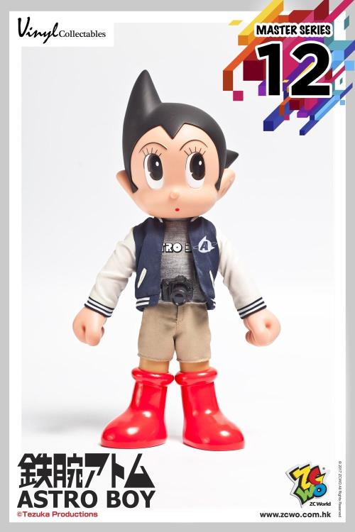 ZC World - Vinyl Collectibles Master Series 12 - Astro Boy (Limited Edition)