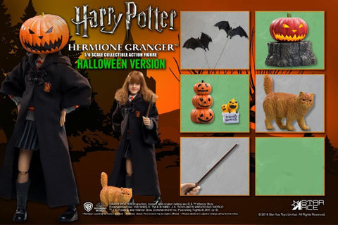 Star Ace Toys - Harry Potter and the Sorcerer's Stone - Hermione Granger (Halloween Ver.) (1/6 Scale)