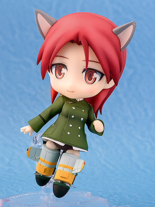 Nendoroid - 713 - Strike Witches - Minna-Dietlinde Wilcke - Marvelous Toys - 3