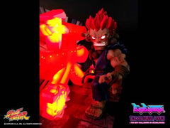 Bigboystoys - Street Fighter - The New Challenger Series T.N.C 08 - Akuma