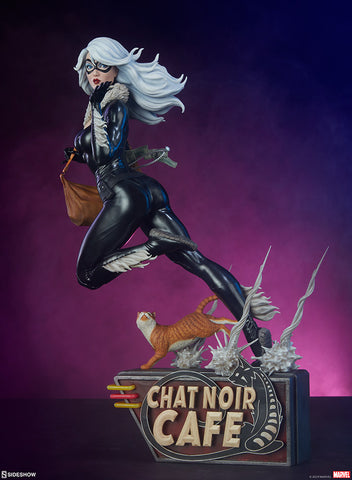 Sideshow Collectibles - Statue - Marvel - Black Cat