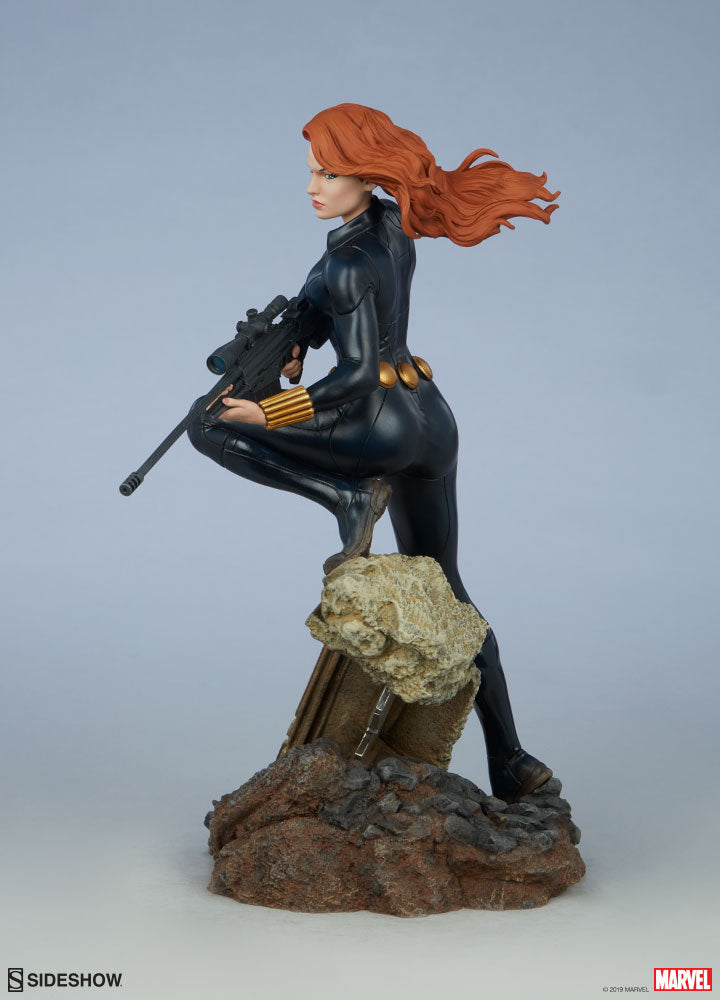 Sideshow Collectibles - Statue - Marvel - Black Widow