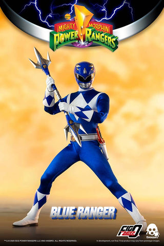 Threezero - Mighty Morphin Power Rangers - Blue Ranger (1/6 Scale)
