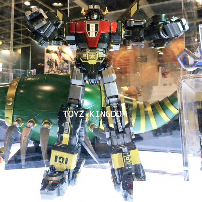 Icarus Toys - United Gokin - Voltron Lion Force - Dark Voltron (Limited Edition)