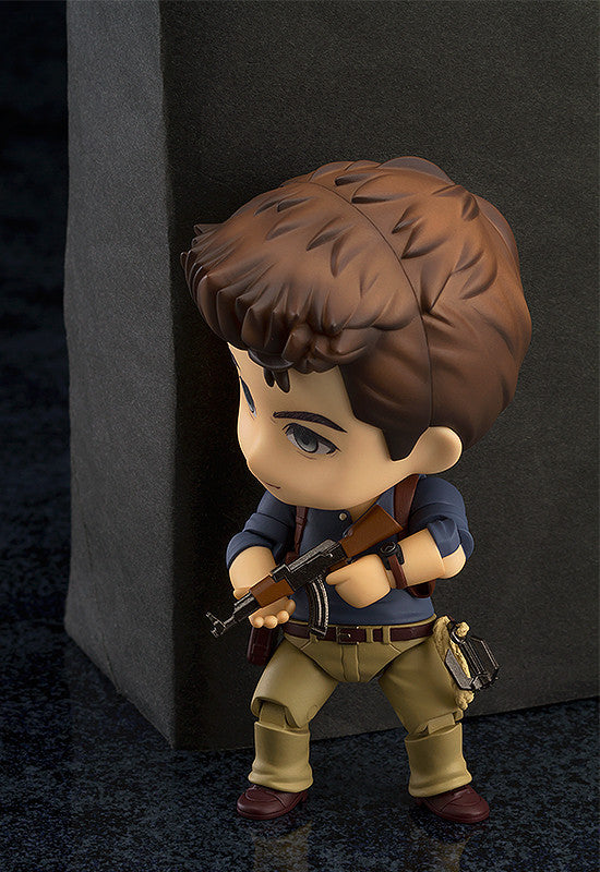 Nendoroid - 698 - Uncharted 4: A Thief's End - Nathan Drake (Adventure Edition) - Marvelous Toys - 3
