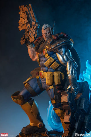 Sideshow Collectibles - Premium Format Figure - Marvel's X-Men - Cable