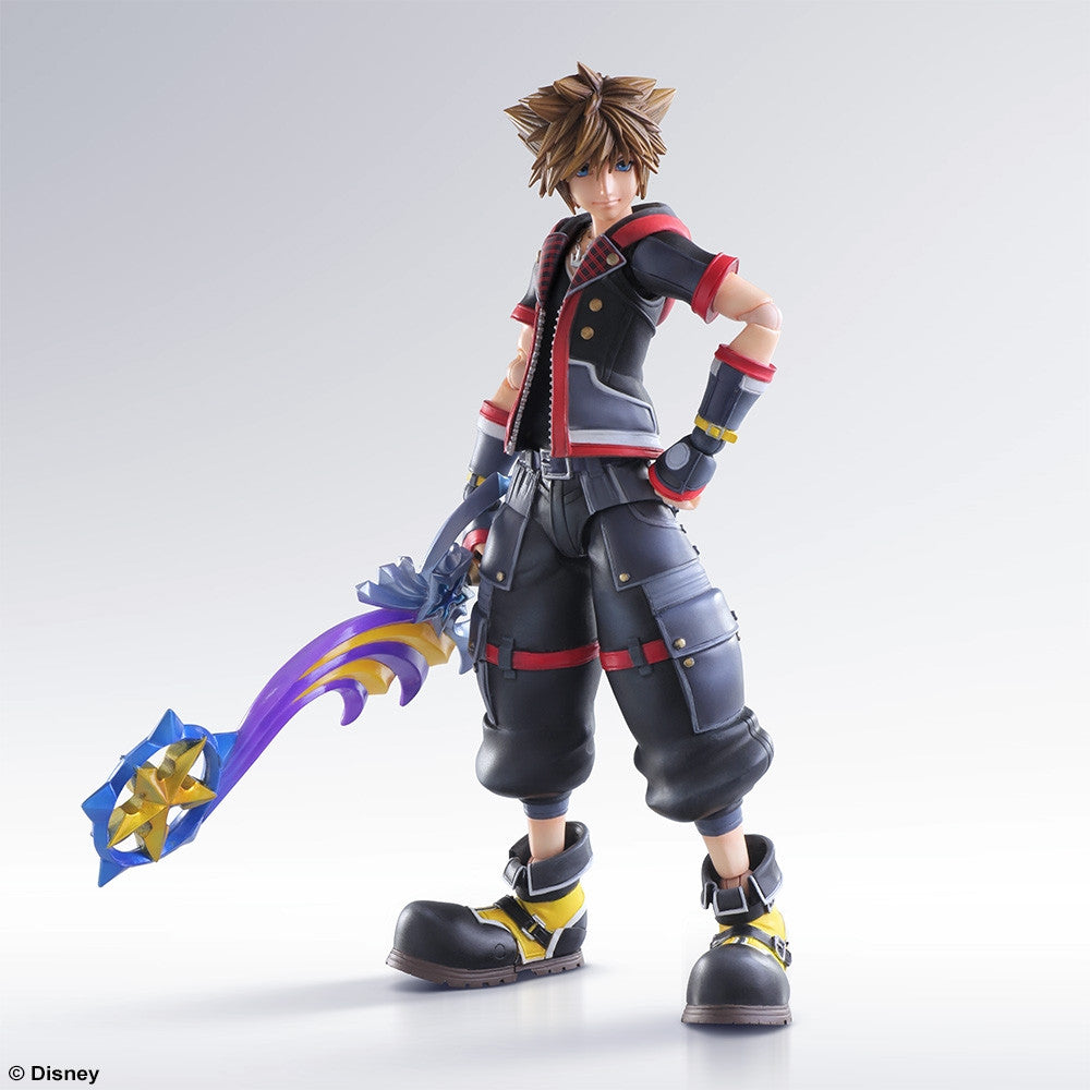 Play Arts Kai - Kingdom Hearts III - Sora - Marvelous Toys - 1