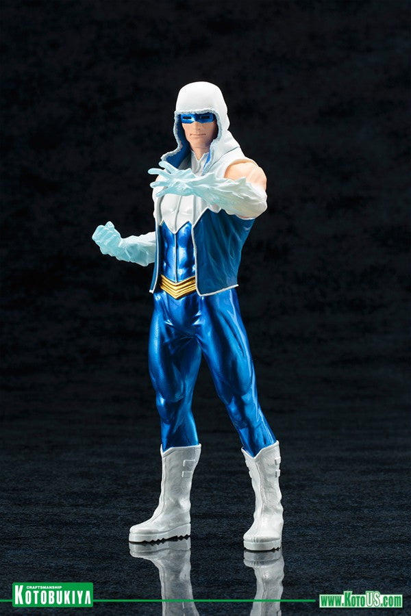 Kotobukiya - ARTFX+ - DC New 52 Captain Cold Statue (1/10 Scale) - Marvelous Toys - 1