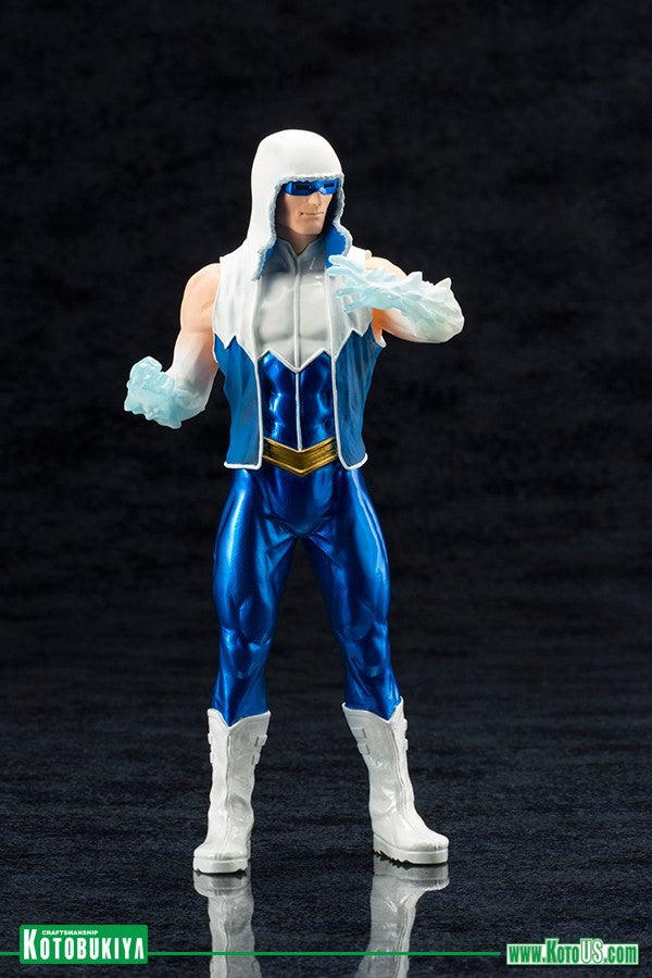 Kotobukiya - ARTFX+ - DC New 52 Captain Cold Statue (1/10 Scale) - Marvelous Toys - 2