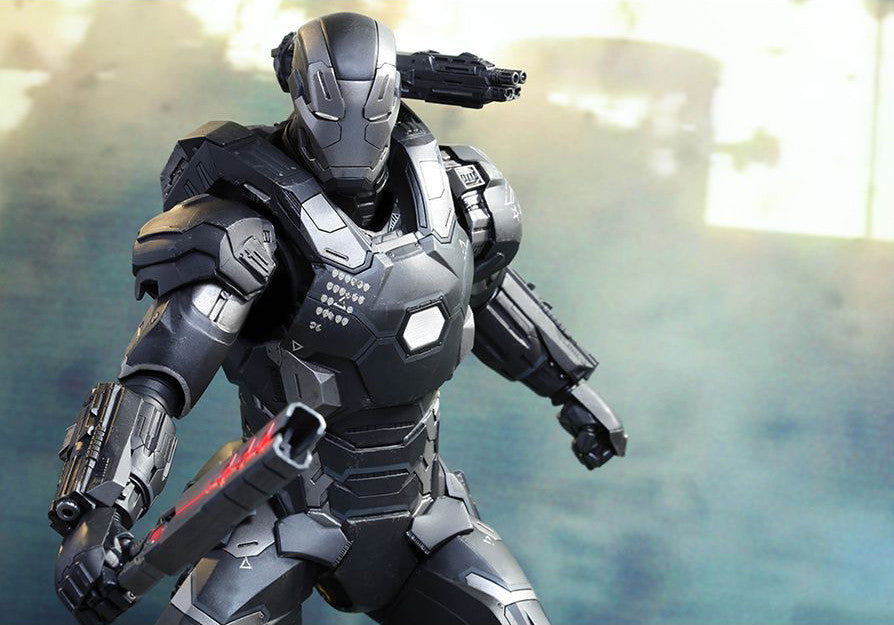 Hot Toys - Captain America: Civil War - War Machine Mark III MMS344D15 - Marvelous Toys - 7