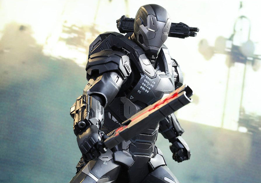 Hot Toys - Captain America: Civil War - War Machine Mark III MMS344D15 - Marvelous Toys - 8