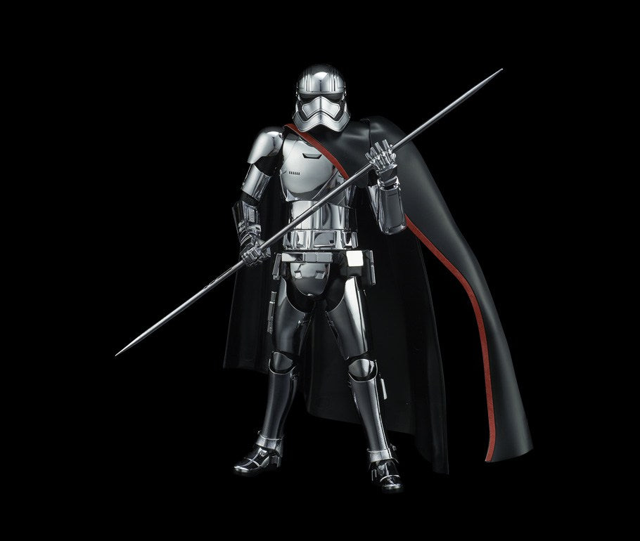 Bandai - Star Wars: The Last Jedi - Captain Phasma (1/12 Scale Model Kit)