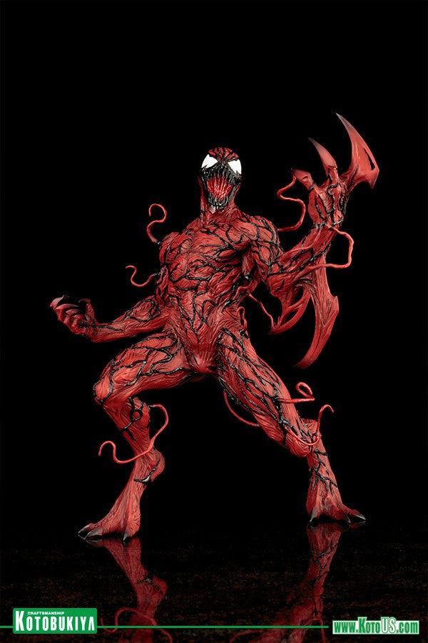 Kotobukiya - ARTFX+ - Marvel Now! - Carnage (1/10 Scale) - Marvelous Toys - 1