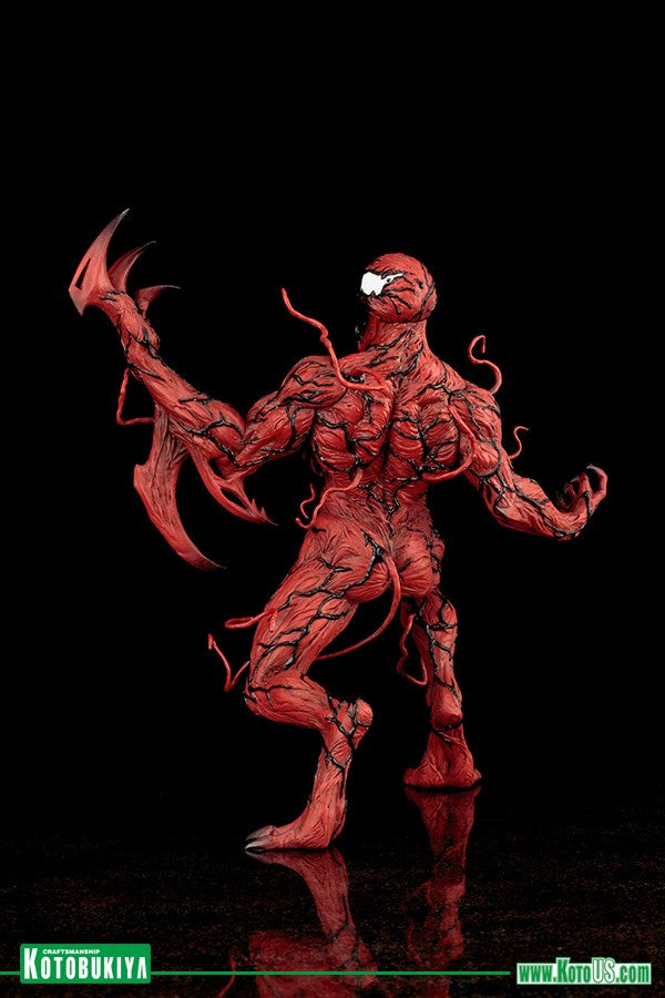 Kotobukiya - ARTFX+ - Marvel Now! - Carnage (1/10 Scale) - Marvelous Toys - 3
