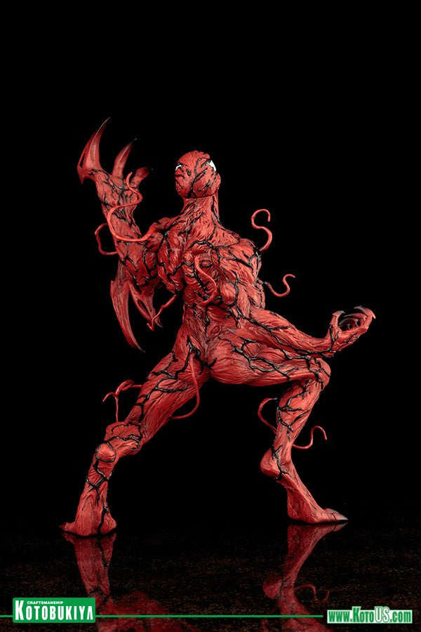 Kotobukiya - ARTFX+ - Marvel Now! - Carnage (1/10 Scale) - Marvelous Toys - 4