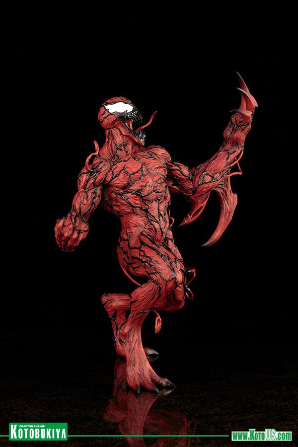Kotobukiya - ARTFX+ - Marvel Now! - Carnage (1/10 Scale) - Marvelous Toys - 5