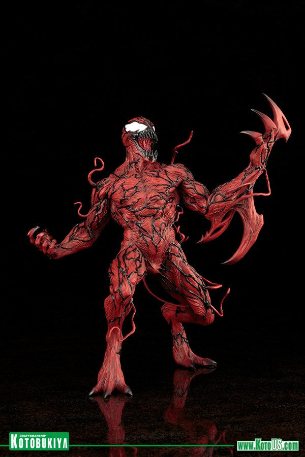 Kotobukiya - ARTFX+ - Marvel Now! - Carnage (1/10 Scale) - Marvelous Toys - 6