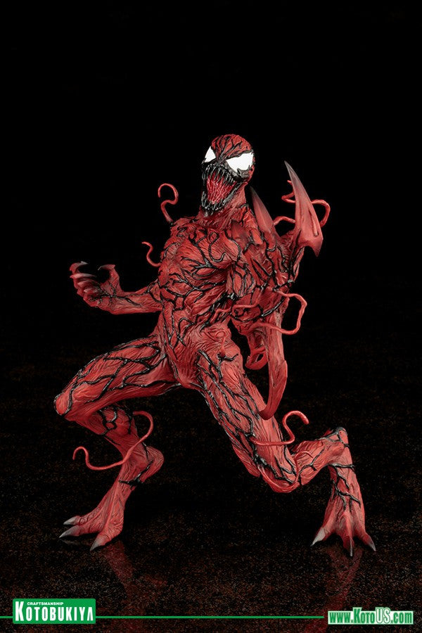 Kotobukiya - ARTFX+ - Marvel Now! - Carnage (1/10 Scale) - Marvelous Toys - 8