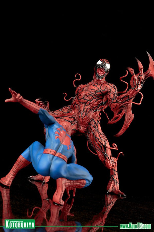 Kotobukiya - ARTFX+ - Marvel Now! - Carnage (1/10 Scale) - Marvelous Toys - 9