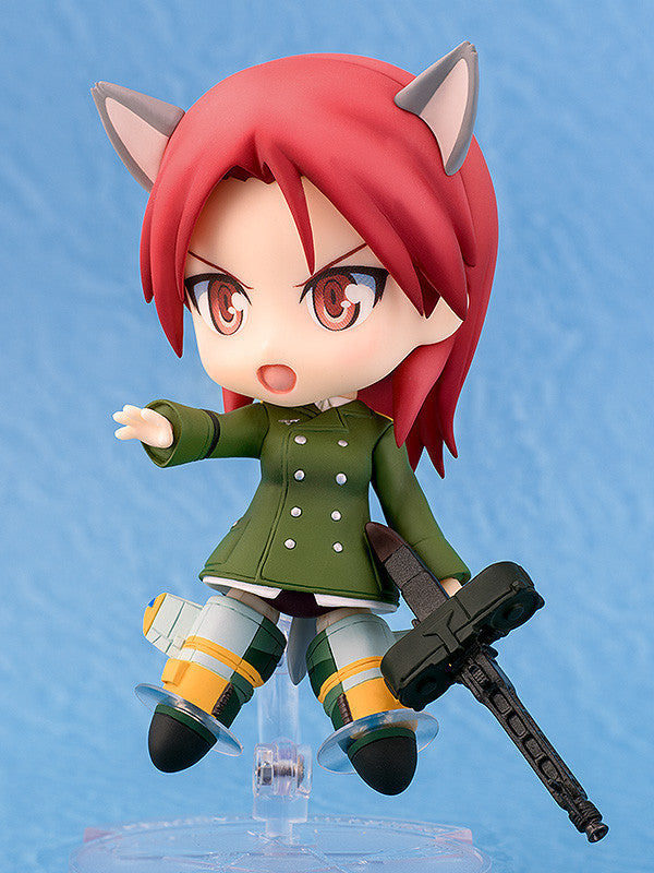 Nendoroid - 713 - Strike Witches - Minna-Dietlinde Wilcke - Marvelous Toys - 4