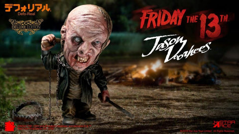 Star Ace Toys - Deform Real Series - Friday the 13th - Jason Voorhees (Deluxe Edition)