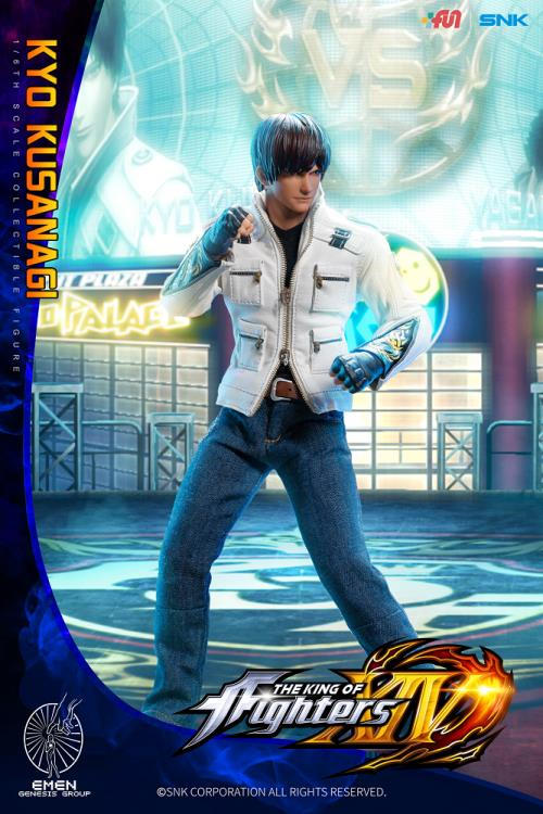 Genesis Group - The King of Fighters XIV - Kyo Kusanagi