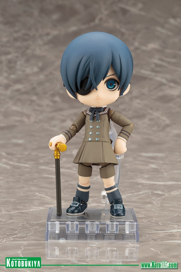 Kotobukiya - Cu-Poche Action Figure - Black Butler: Book of the Atlantic - Ciel Phantomhive - Marvelous Toys - 1