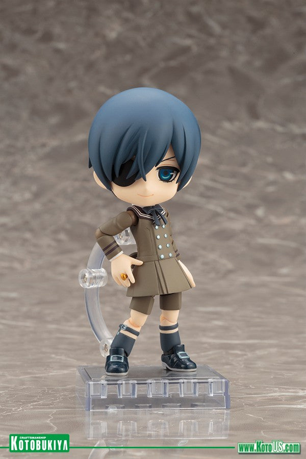Kotobukiya - Cu-Poche Action Figure - Black Butler: Book of the Atlantic - Ciel Phantomhive - Marvelous Toys - 2