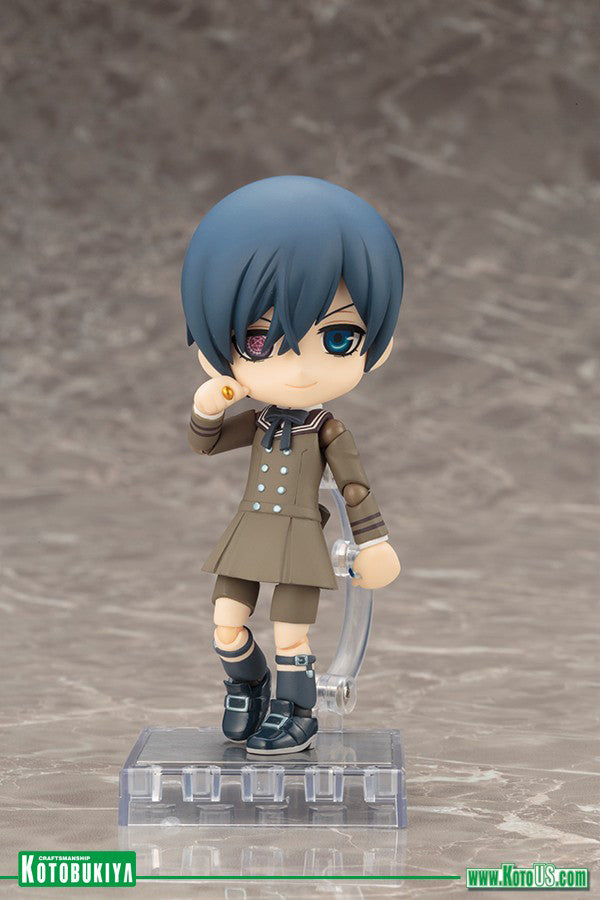 Kotobukiya - Cu-Poche Action Figure - Black Butler: Book of the Atlantic - Ciel Phantomhive - Marvelous Toys - 4
