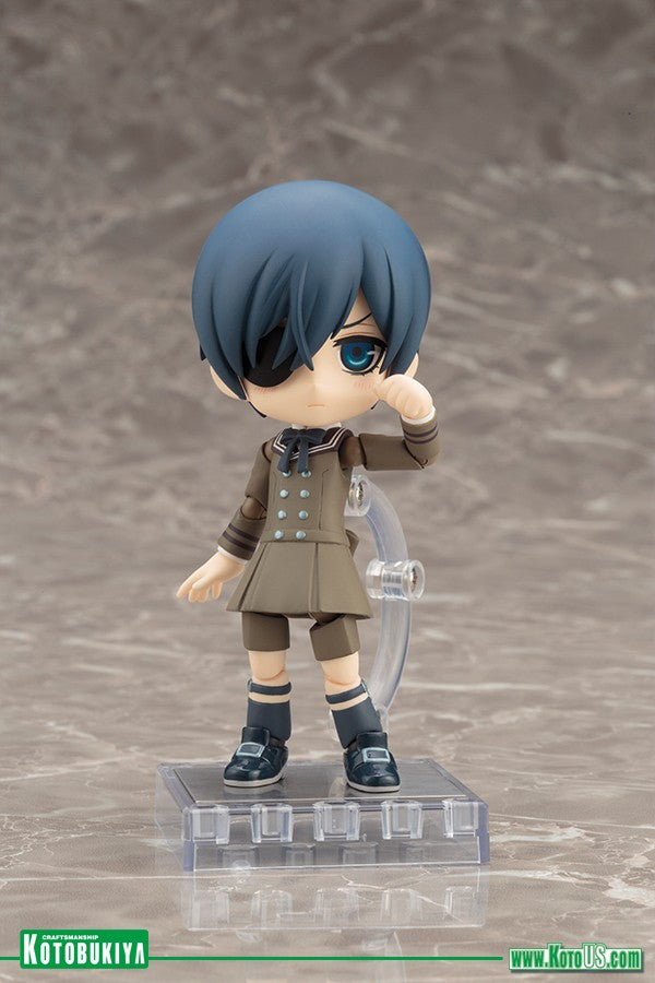 Kotobukiya - Cu-Poche Action Figure - Black Butler: Book of the Atlantic - Ciel Phantomhive - Marvelous Toys - 5