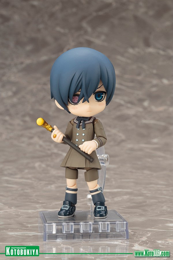 Kotobukiya - Cu-Poche Action Figure - Black Butler: Book of the Atlantic - Ciel Phantomhive