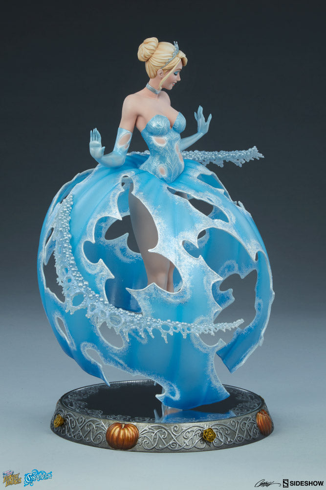 Sideshow Collectibles - J. Scott Campbell's Fairytale Fantasies Collection - Cinderella