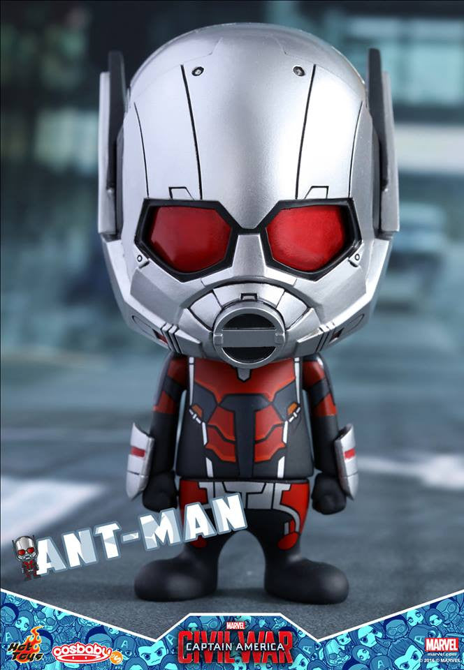 Hot Toys - COSB249 - Captain America: Civil War - Ant-Man Cosbaby Bobble-Head - Marvelous Toys - 2