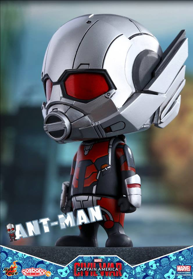 Hot Toys - COSB249 - Captain America: Civil War - Ant-Man Cosbaby Bobble-Head - Marvelous Toys - 1
