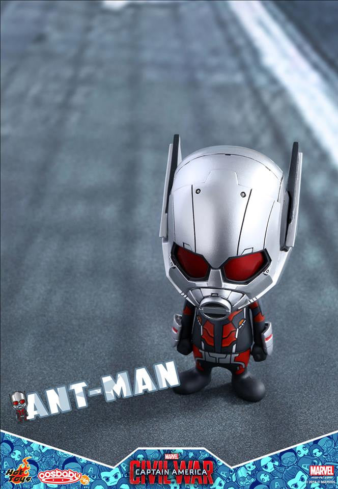 Hot Toys - COSB249 - Captain America: Civil War - Ant-Man Cosbaby Bobble-Head - Marvelous Toys - 3