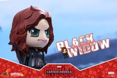 (IN STOCK) Hot Toys - COSB254 - Captain America: Civil War -  Black Widow Cosbaby Bobble-Head - Marvelous Toys - 3