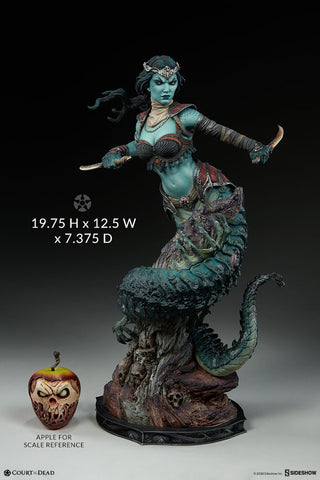 Sideshow Collectibles - Premium Format Figure - Court of the Dead - Gallevarbe: Eyes of the Queen