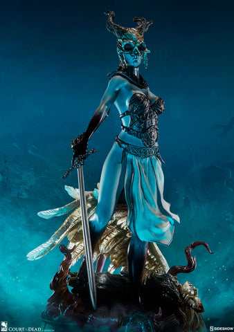 Sideshow Collectibles - Court of the Dead - Kier: Valkyrie's Revenge