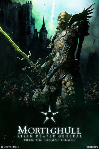 Sideshow Collectibles - Court of the Dead - Mortighull: Risen Reaper General Premium Format Figure