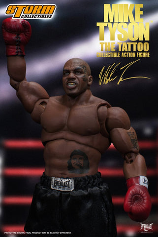 "Storm Collectibles - Mike Tyson ""The Tattoo"""