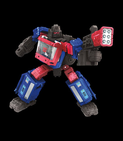 Hasbro - Transfomers Generations - War For Cybertron: Siege - Deluxe - Crosshairs